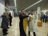 Установка новых ящиков для пожертвований в Евроопте