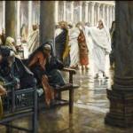 О мытаре и фарисее. Первый зов великопостной весны.