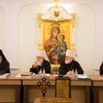 Состоялось первое в 2016 году заседание Синода БПЦ