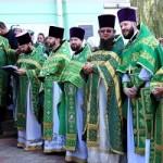 Престольный праздник в Симеоновском кафедральном соборе Бреста.