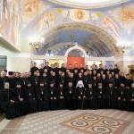 В Минской духовной академии прошли торжества, посвященные празднованию 20-летия со дня ее основания