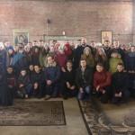 День православной молодежи отметили в Бресте однодневным слетом.