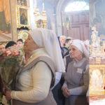 Настоятель Христорождественского прихода поздравил Высокопреосвященнейшего Иоанна  с 15-летием архиерейской хиротонии.