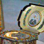 С 11 по 18 ноября в нашем храме будет находится частица мощей блаженной Матроны Московской.
