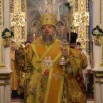 Владыка Иоанн молитвенно отметил день своего тезоименитства.