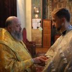 Поздравляем клирика Христорождественской церкви, отца Максима, с иерейской хиротонией!