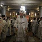 Архиепископ Иоанн совершил Божественную литургию в храме микрорайона «Вулька»