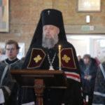 Архиепископ Иоанн совершил Великое повечерие с чтением Покаянного канона в храме Рождества Христова м-на «Вулька»