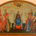 Суббота Акафиста Пресвятой Богородице.