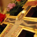 Третья Неделя Великого Поста- Крестопоклонная.