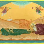 Неделя 5-ая Великого Поста. Преподобной Марии Египесткой