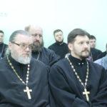 Клирик Христорождественского прихода принял участие в епархиальном собрании по вопросам развития работы с молодежью.