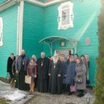 IV-й семинар педагогов воскресных школ благочиния состоялся в Жабинке.