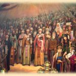 Неделе всех святых в земле русской просиявших.