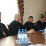 Архиепископ Иоанн провёл совещание с настоятелями городских приходов.