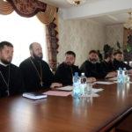 Состоялся епархиальный экзамен для абитуриентов в духовные школы Русской Православной Церкви.