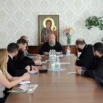 Состоялось второе совещание организационного комитета по празднованию 370-летия мученической кончины преподобного Афанасия Брестского.