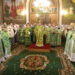 Настоятель Христорождественского прихода принял участие в престольном празднике кафедрального собора г. Бреста