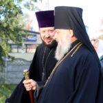 370-летие мученической кончины святого преподобномученика Афанасия, игумена Брестского, молитвенно почтили в городе Бресте.