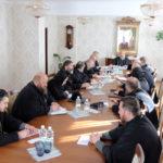 Состоялось очередное заседание Епархиального совета Брестской епархии.