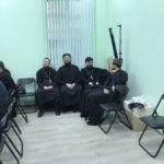 Клирик Христорождественсокого прихода принял  участие в итоговом годовом собрании представителей молодежных братств Брестсткой епархии.