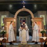 Архиепископ Иоанн совершил Божественную литургию в храме Рождества Христова в Бресте.