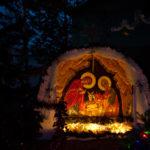 Расписание богослужений в праздники Рождества Христова и Богоявления в храмах Брестского городского благочиния.