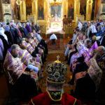 Настоятель Христорождественской церкви принял участие в чине омовения ног в кафедральном соборе города Бреста.