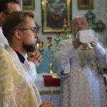 Клирик Христорождественской церкви сослежил архиепископу Иоанну.