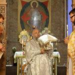 Архиерейское богослужение: попразднство Рождества Христова