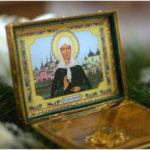 Ковчег с частицей мощей блаженной Матроны Московской прибудет в Свято-Хисторождественский храм( обнавлено)