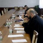 Настоятель Христорождественского прихода принял участие в епархиальном экзамене для абитуриентов духовных школ БПЦ.