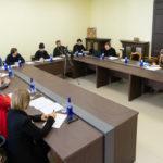 Настоятель Христорождественской церкви принял участие в онлайн-совещании руководителей епархиального отдела религиозного образования.