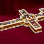 24-25 сентября в г. Бресте будет пребывать копия Креста преподобной Евфросинии Полоцкой.