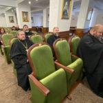 Настоятель Христорождественского храма принял участие в заседании комиссии по разработке программы сотрудничества исполнительного комитета и Брестской епархии.